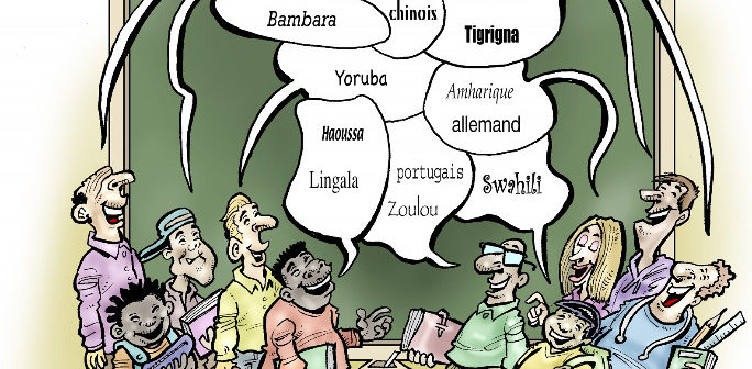 L'apprentissage des langues africaines