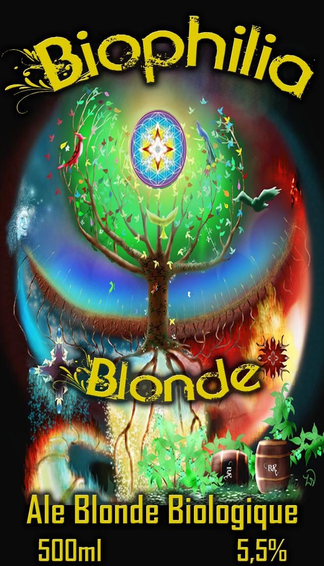 Biophillia Blonde