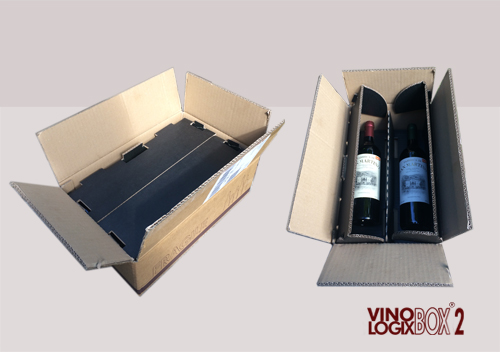 2-fles verpakking