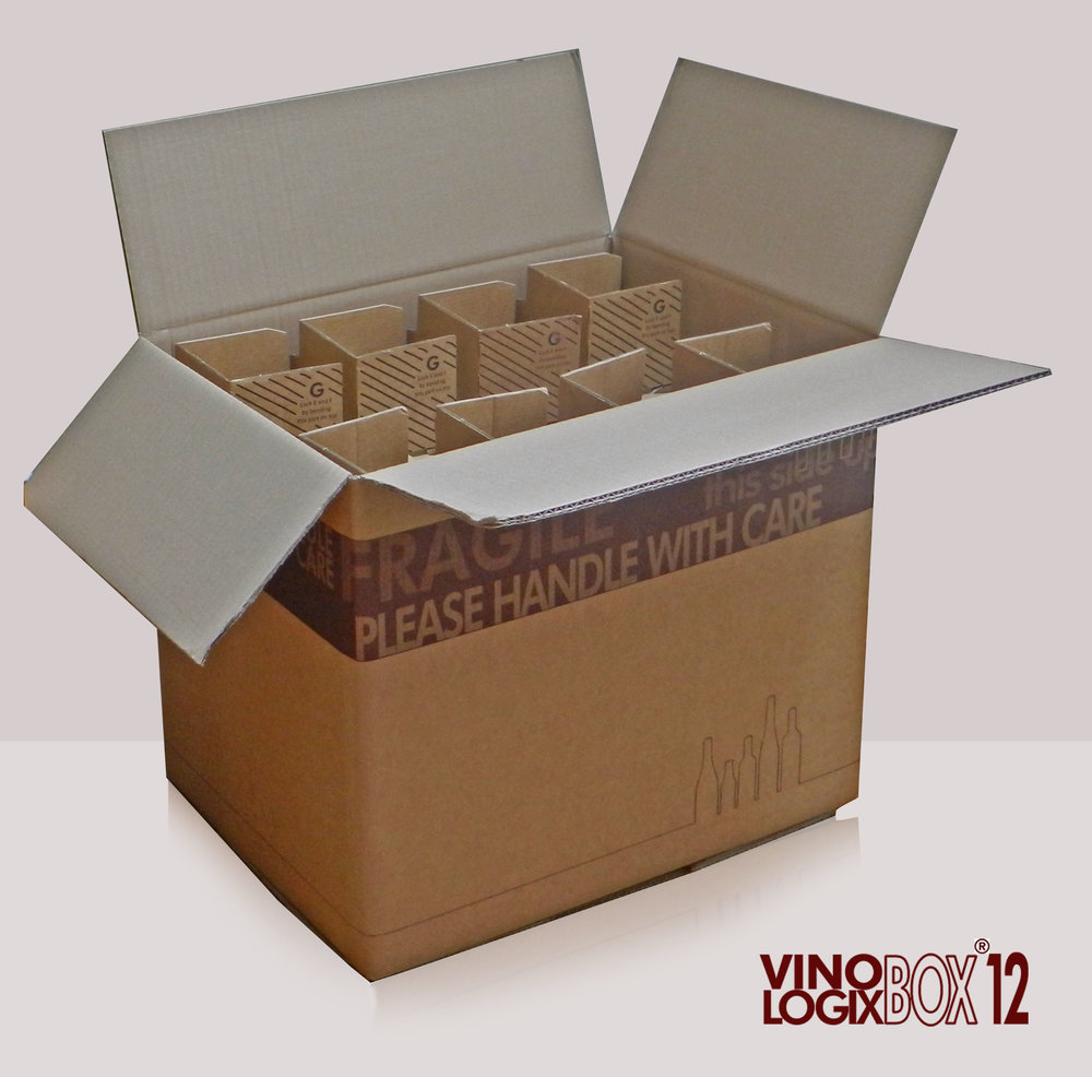 Copy of 12-fles verpakking