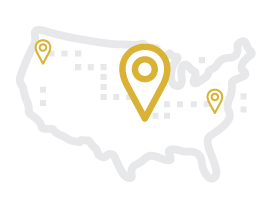 Central and Regional Distribution Centers to Support Your Supply Chain