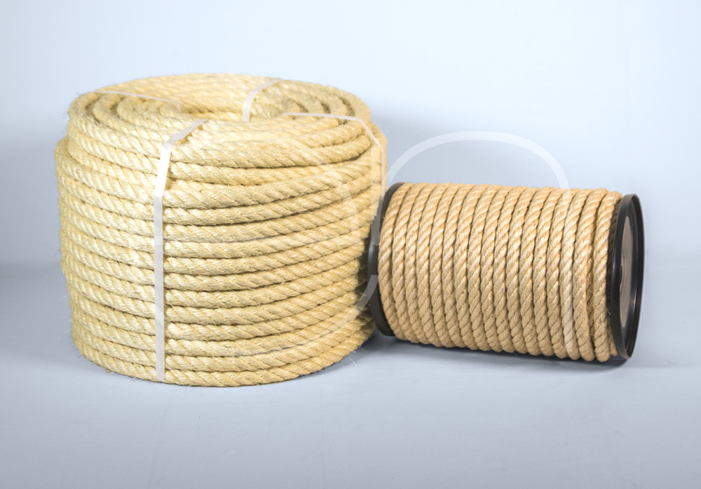 cuerda de sisal -