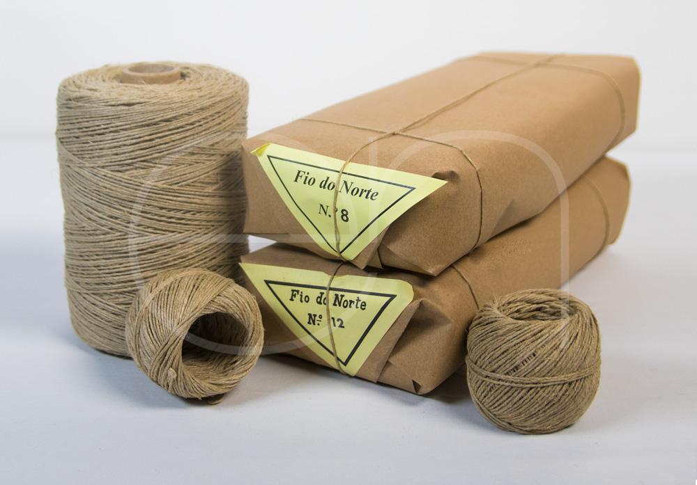 flax yarn -