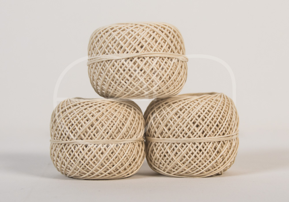 Polished Cotton Yarn