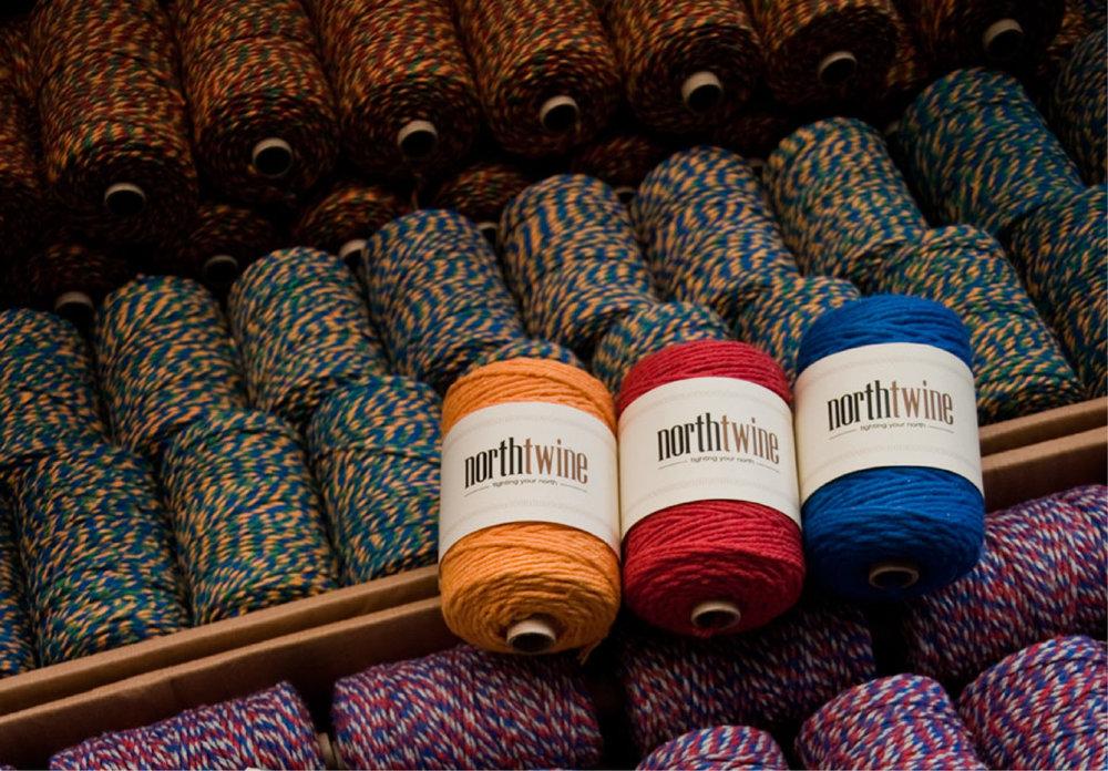 Northtwine - Recentemente criámos uma marca -NORTHTWINE- dirigida ao comércio de pequenos volumes de fio, para pequenos negócios ou para o consumidor final. Se esse é o seu caso sinta-se totalmente à vontade para colocar a sua encomenda em www.northtwine.com.