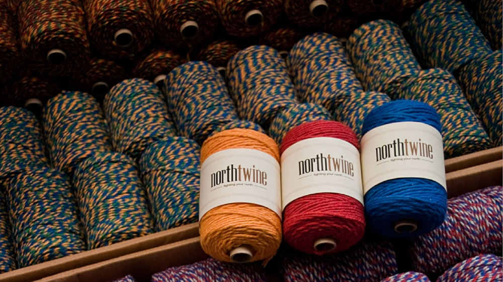 Northtwine - Recently we have created a brand - NORTHTWINE - aimed at small yarn trading, for small businesses or for the end consumer. If this is your case then feel free to place your order at www.northtwine.com.