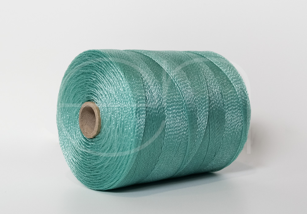 twisted polyethylene fishing yarn -