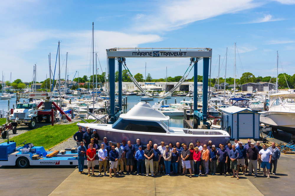 MacDougalls' Cape Cod Marine Service - Services Provided Include: Photography, Videography, Social Media Management, Social Media Advertising, Content Creation, Web Management