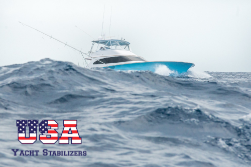USA Yacht Stabilizers - Services Provided: Web Design, Content Creation, Copywriting, Graphic Design, Social Media Advertising