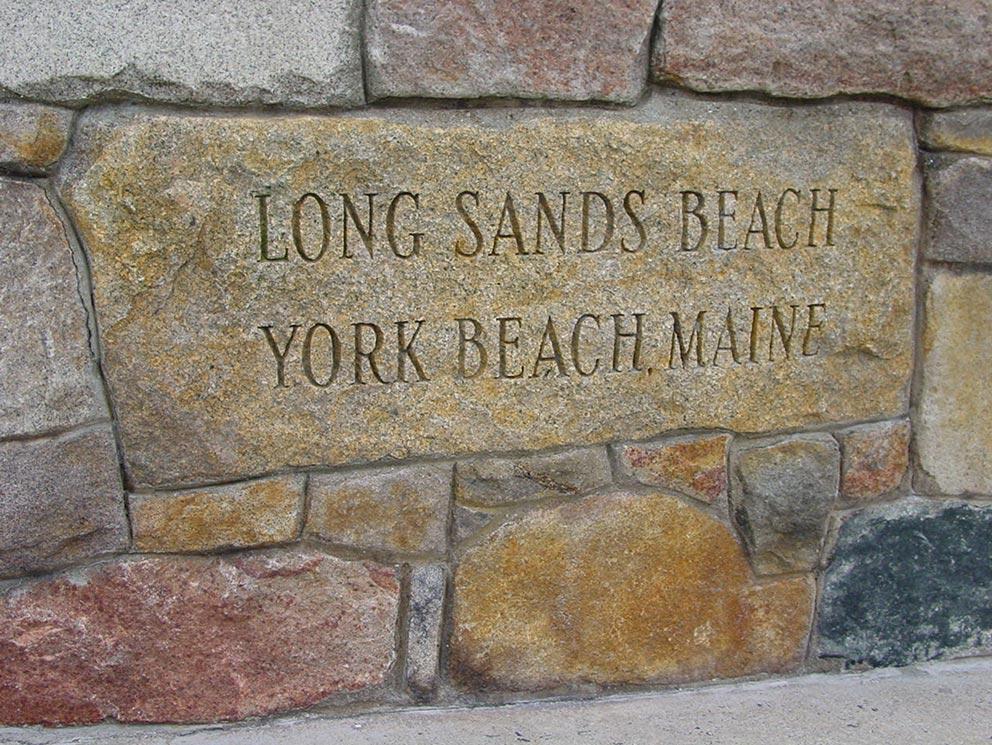 - York Beach in Maine. Hier verbrachten Jane und Rob die Ferien am Meer und trafen auf ihre Counterparts. Siehe DIE FRÜHEN SITZUNGEN von Jane Roberts.
