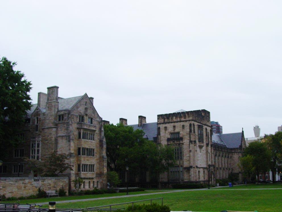 - Yale.