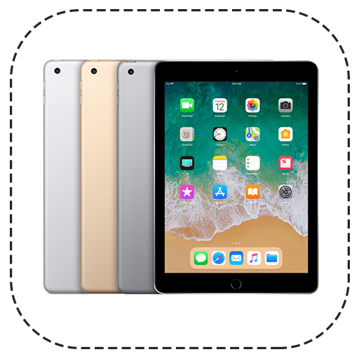 iPad 5 Screen Repair: £99 - Introduced in 2018, we can provide iPad 6 screen repair service with one year warranty. Please click on the button below to to book your repair or call 0207 100 1212.
