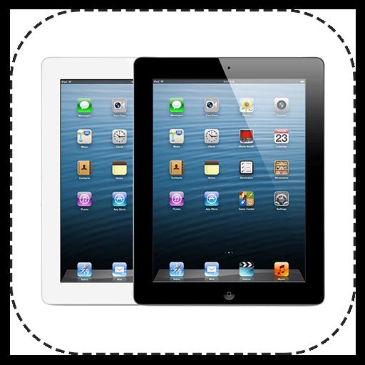 iPad 4 Screen Repair: £89 -