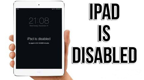 Disabled iPad