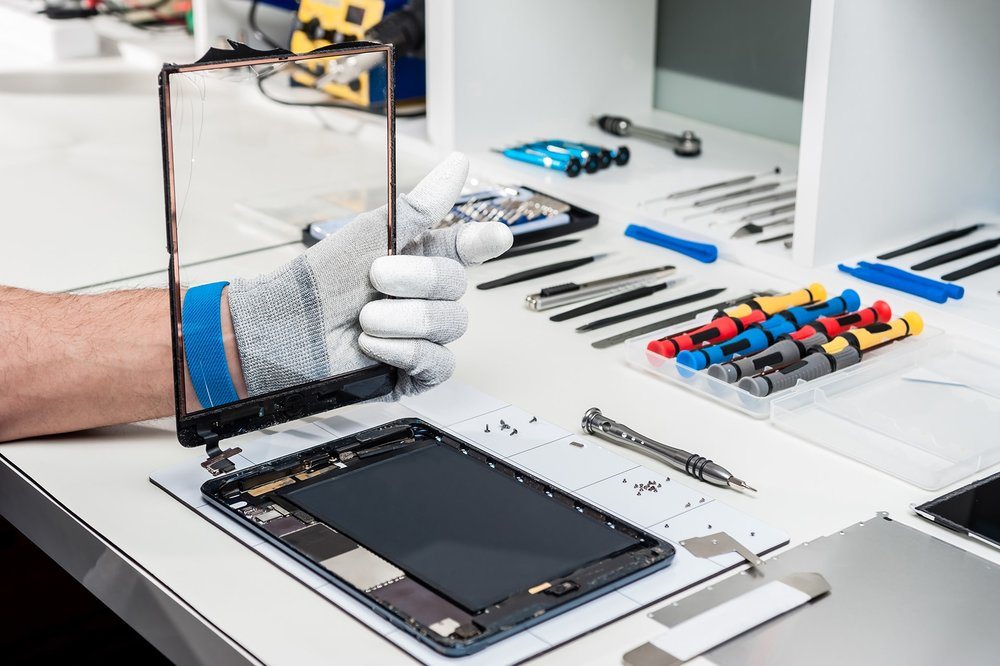 iPad Screen Repair - by Experts in London