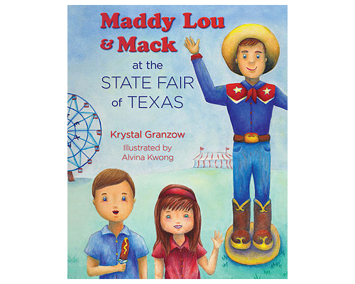 Maddy Lou and Mack at the State Fair of Texas