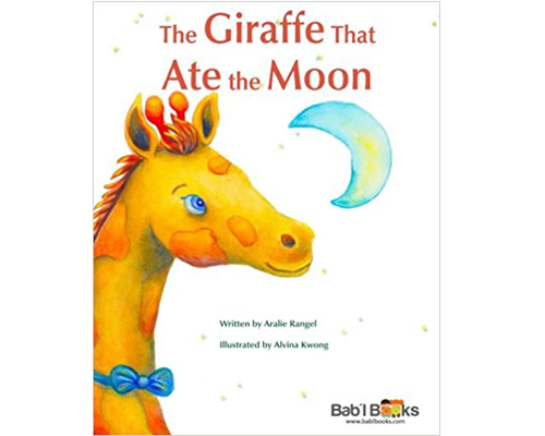 The Giraffe that Ate the Moon