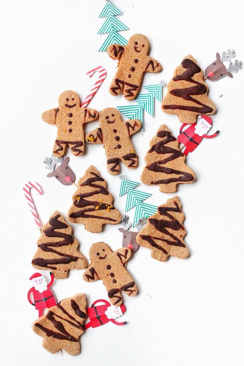 Low Carb Cinnamon Cookies