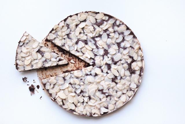 Raw Dark Chocolate Paleo Cake - Recipe - Grain-free, Gluten-free and Sugar-free - Low Carb, Paleo and Keto - Fit Chick Bakery