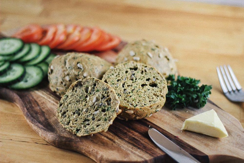 Grain-Free Flourless Rolls