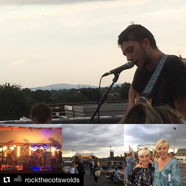 Thank you so much for coming! If you're undecided about whether to grab a ticket... ⬇️⬇️⬇️ . #Repost @rockthecotswolds ・・・ Unbelievable evening thanks to Rocker @strikealightfestival - first night of two weeks of the @rooftopgloucester - different performances every night. If you like edgy culture, talent, music do not miss out. #rooftopgloucester #localtalents #beautifulcotswoldsview #strikealightfestival #strikealight #otheranimals #poetryrocks #whatsongloucester #gloucester #livemusicrocks