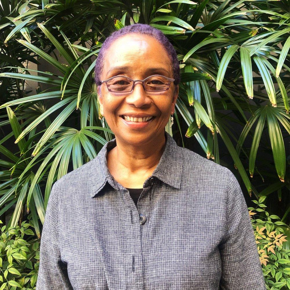 Sumi Gant | Board Member | Pronouns: she/her/hers