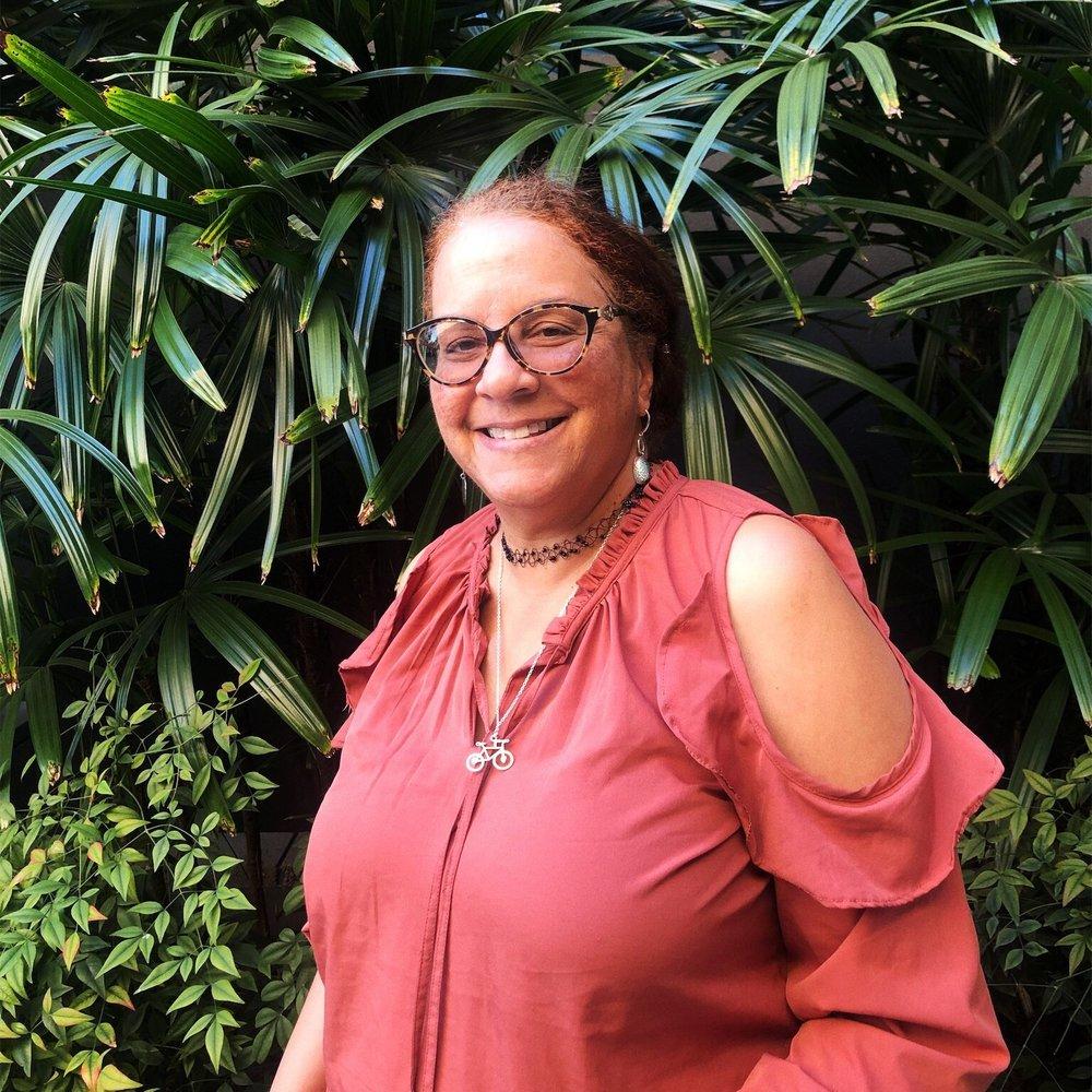 Yolanda Davis-Overstreet | Board Member | Pronouns: she/her/hers