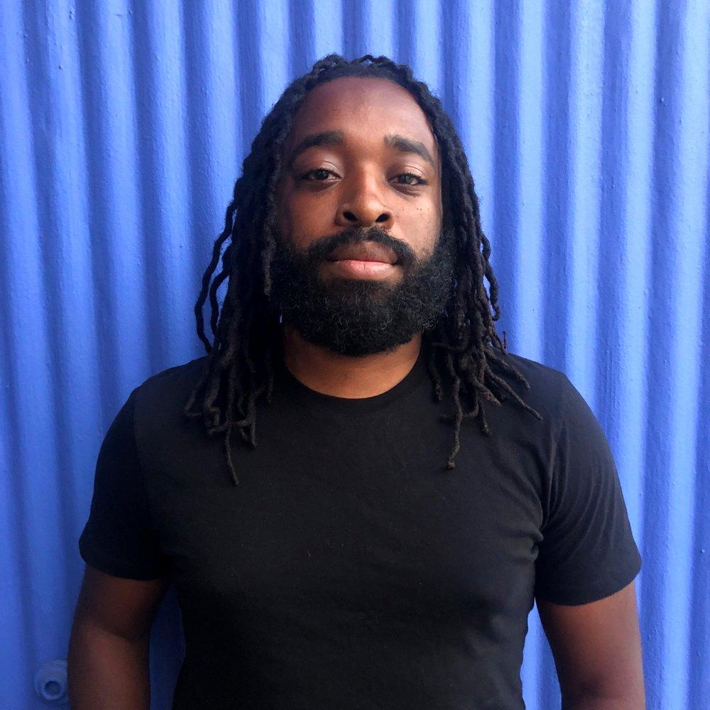 Tyree Harris   Mob J Team   Pronouns: he/him/his
