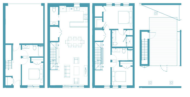Franklin - 3 Bedroom ∙ 3.5 Bath2,364 Square Feet