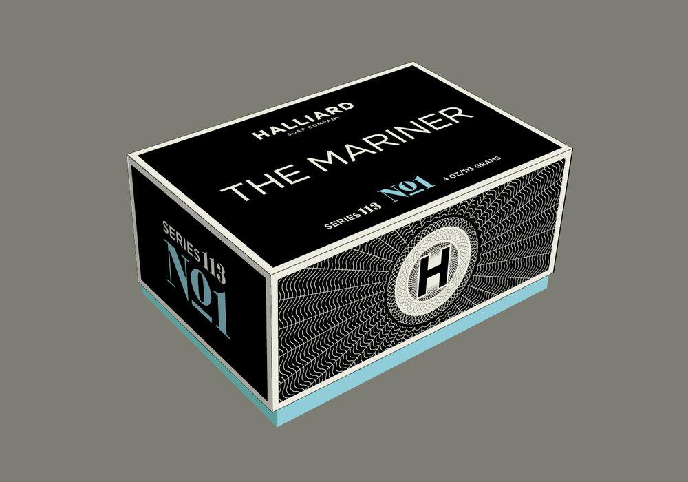 Halliard Soap Company Packaging