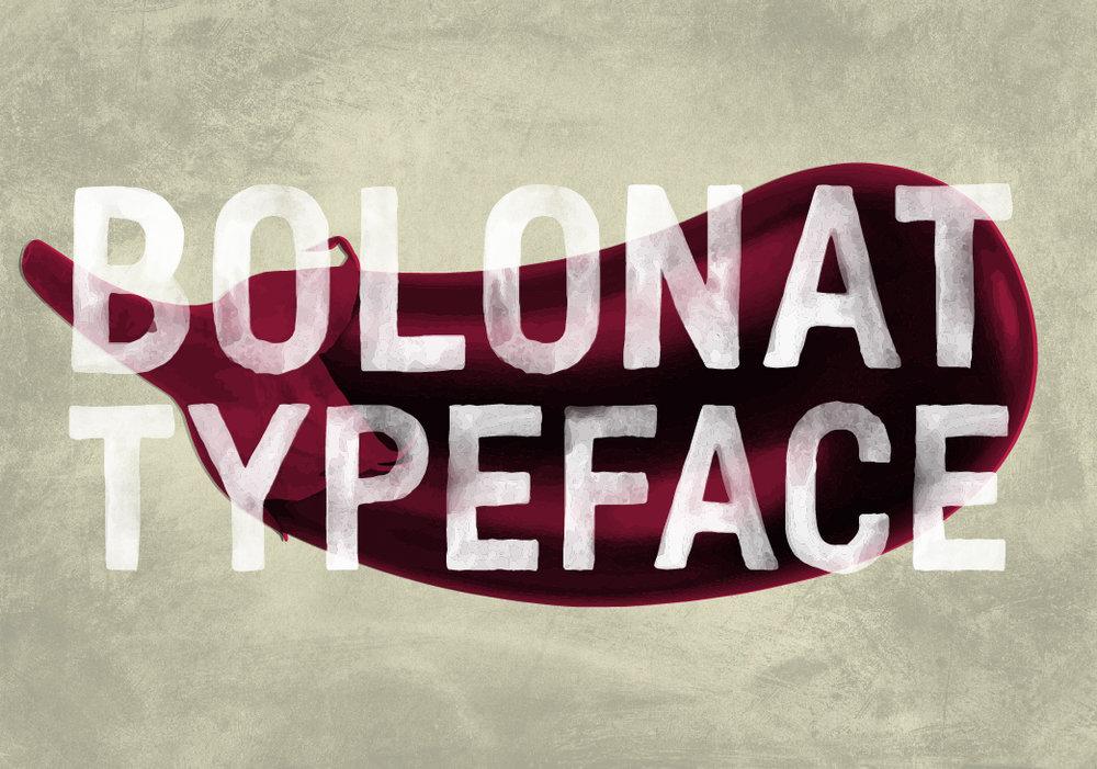 Bolonat Font