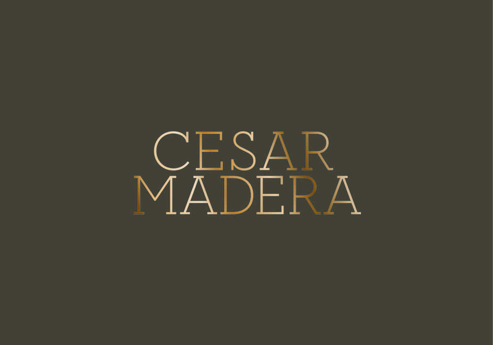 Copy of CESAR MADERA