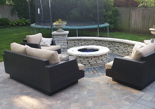 Certified landscape contractors for landscape design in Buffalo Grove, IL