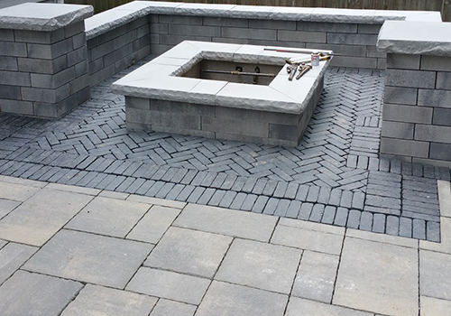 Landscaping services, patio pavers maintenance in Northbrook, IL