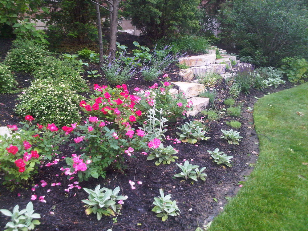 Landscape design and other landscaping services in Glenview, IL