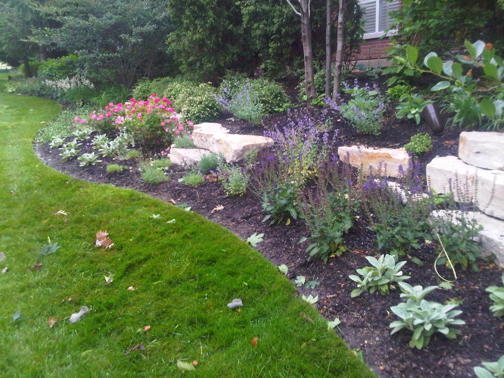 Landscape design and other landscaping services by landscaping companies in Buffalo Grove, IL