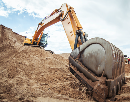 Excavating and demolition service by landscape contractors in Glenview, IL