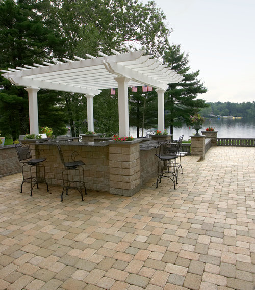 Wilmette, IL top patio desings with quality patio pavers