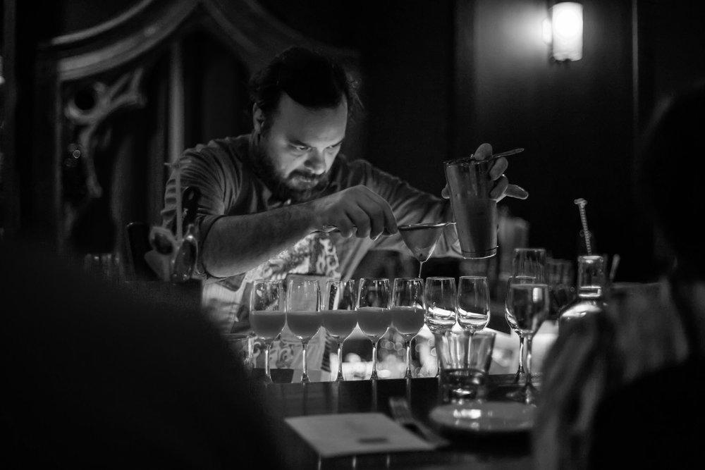 Constantine CocktailClass Jesse Held