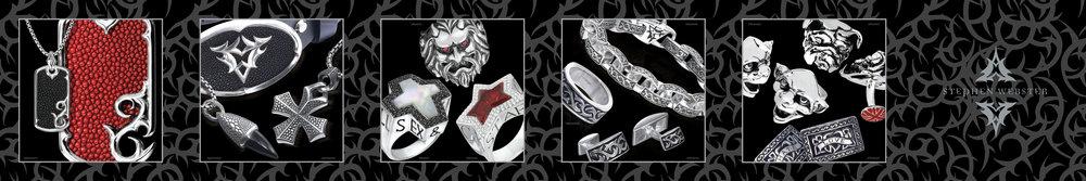 Design & Artwork for Men's Silver Collection Brochure