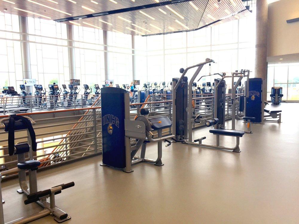Leonard J. Kaplan Center for Wellness - UNC Greensboro