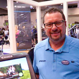 Guy Williams  Director of Networked Fitness  Precor