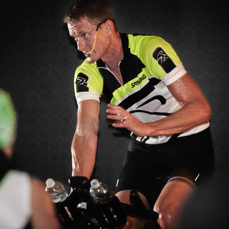 Josh Taylor  International Spinning® Master Instructor  Precor