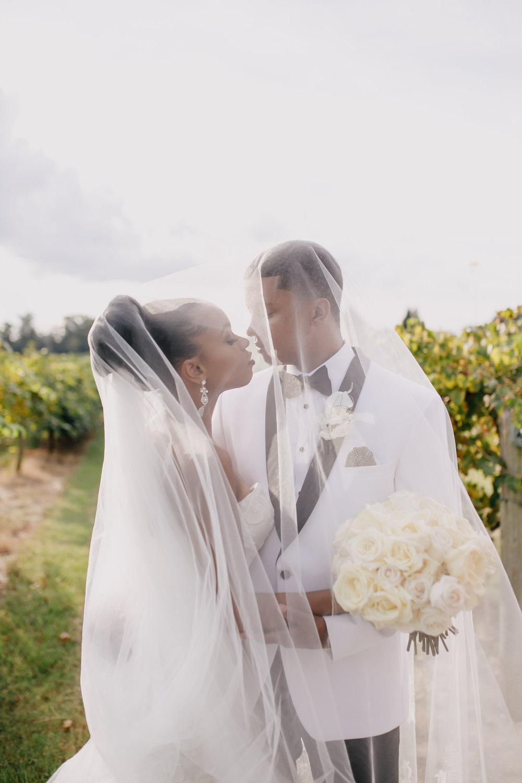 Charlotte NC Wedding Planner