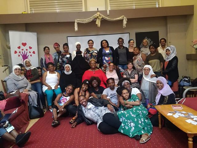 We are so proud to be able to host Hopes #women's project every Tuesday. What an amazing group of #women ❤️