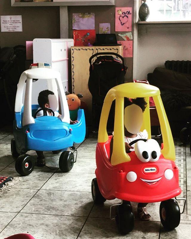 Bambino driving lessons 💙❤️