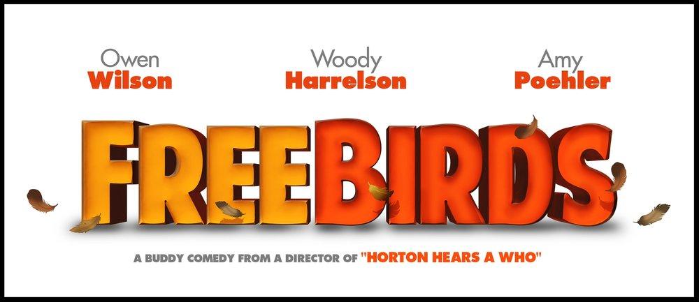 FREE BIRDS  | RELATIVITY MEDIA WORLDWIDE / REEL FX ANIMATION | DIRECTOR: JIMMY HAYWARD |2013