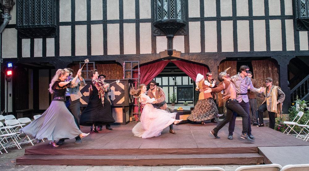 Romeo and Juliet  Photo credit: Aaron Sutten