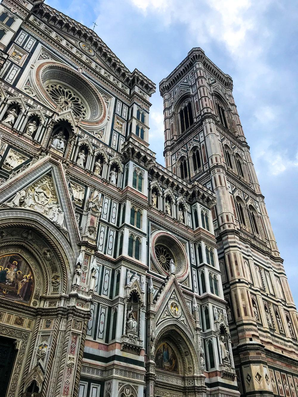 """Cattedrale di Santa Maria del Fiore """"Il Duomo,"""" Florence, Italy"""