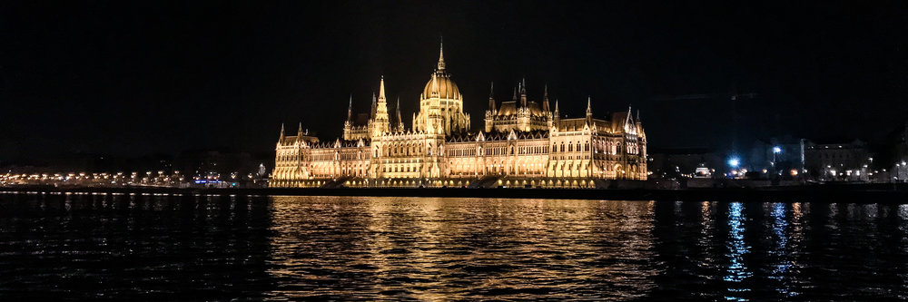 Hungarian Parliament Building, Budapest, Hungary